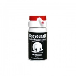 Självförsvarsspray bodyguard Färgad + lukt