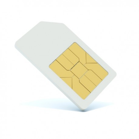 Kontantkort / Telematikkort inkl 100:- att bruka