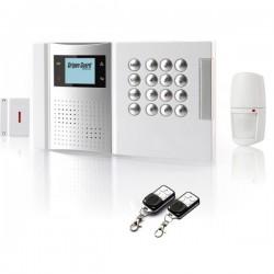 Gripen iSafe Mellan kit GSM hemlarm 868mhz