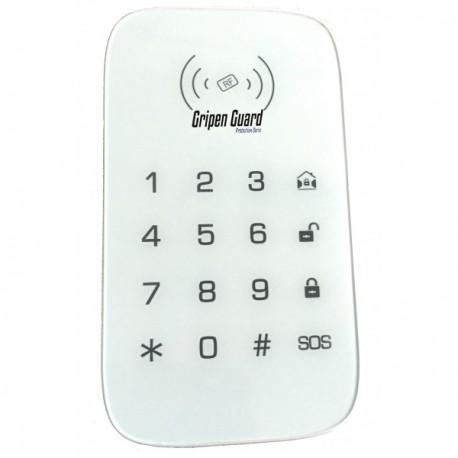 Kodpanel med RFID iSafe