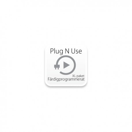 Plug N Use iSafe XL paketet