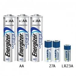 Batteripaket lithium litet