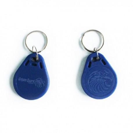 RFID tags iSafe kodpanel