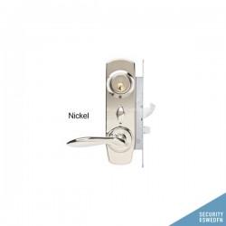 Lås Entre K1 X2 med lika låsning