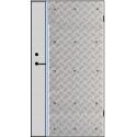 Durkplåt förstärkning dörr/port