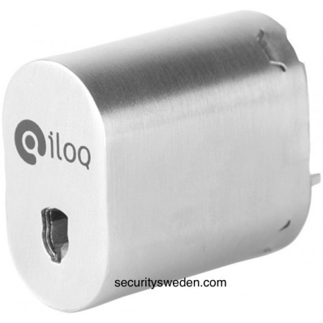 iLOQ Cylinder oval C10S.1 ute