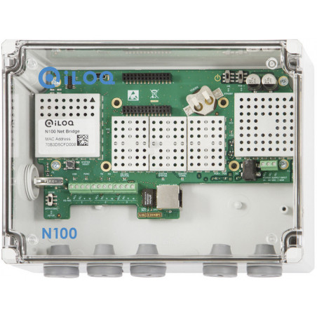 iLOQ Nätverksmodul Netbridge N100
