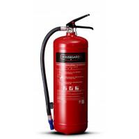 Brandsläckare - Puversläckare - Skumsläckare - Kolsyresläckare